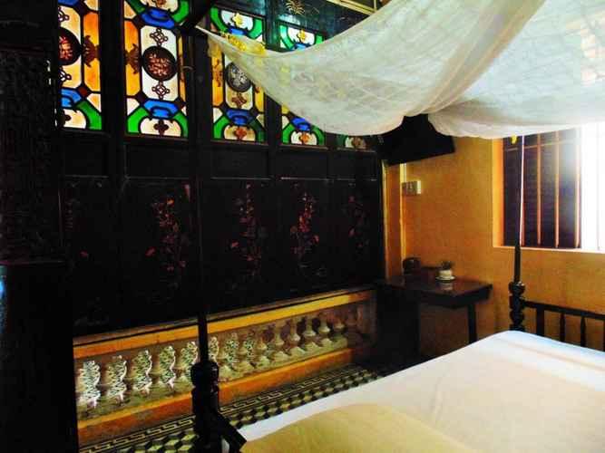 L'amant Homestay mang kiến trúc Pháp cổ