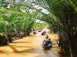 Bến Tre - Miền quê sông nước